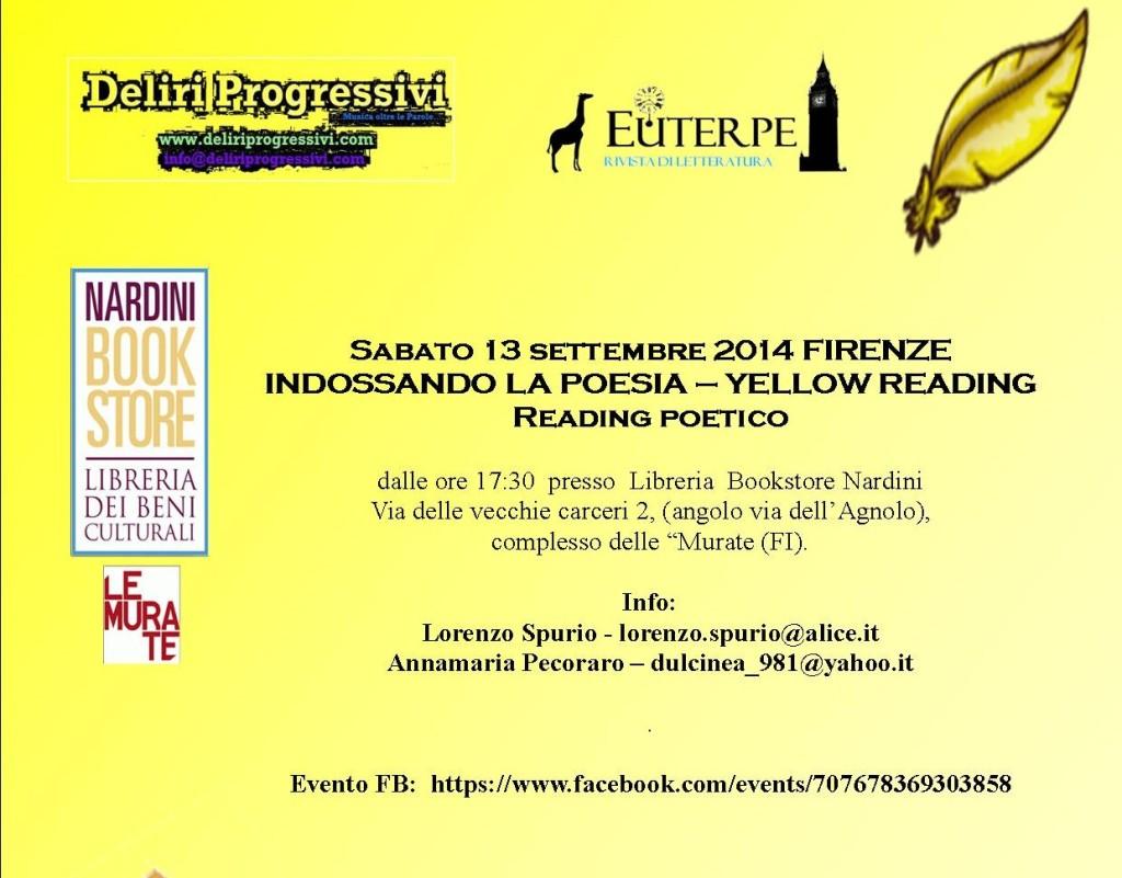 reading poetico 13_09_2014